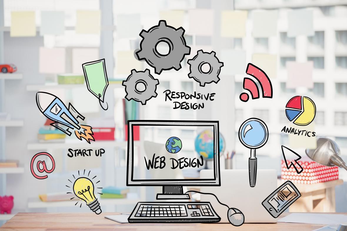 طراحی وب سایت چیست دلایل داشتن وب سایت وب سایت چیست برنامه اختصاصی چیست