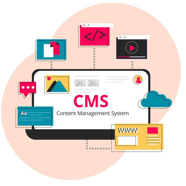سیستم مدیریت محتوا چیست CMS چیست