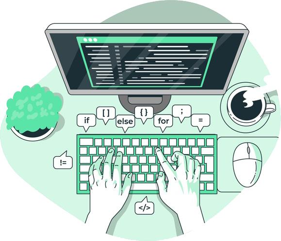 برنامه نویسی اختصاصی سایت